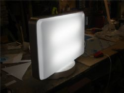 Double Sided Light Box Vac